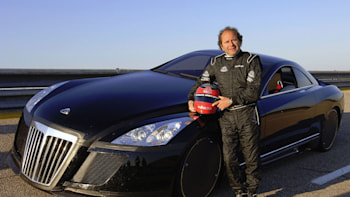 birdman can't pay for his new $8 million maybach exelero - autoblog