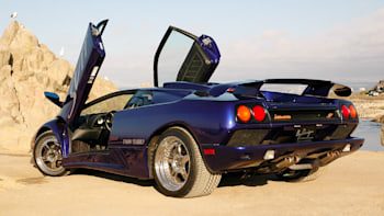 Adventures In Rare 90s Supercars The Lamborghini Diablo Svtt