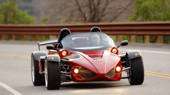 First Drive: Deronda G400 - A race-bred exotic sports car - Autoblog