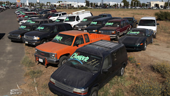 Cash For Clunkers Vehicles Photo Gallery Autoblog