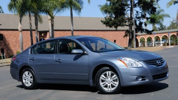 2010 Nissan Altima Safety Features