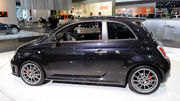 Detroit 2010 Fiat 500 Bev And Fiat 500 Abarth Ss Photo Gallery