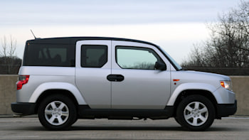 2010 Honda Element Information
