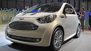 Fewer Than Cygnet Superminis Sold Before Aston Clipped Its Wings - Aston martin cygnet for sale