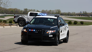 Ford S Taurus Based Police Interceptor Getting More Power To Catch