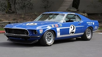 1969 ford boss 302 team shelby trans am mustang photo gallery autoblog
