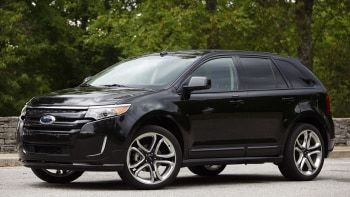Ford Edge To Hit  Mpg With   Liter Ecoboost Update