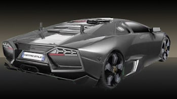 Lamborghini Licenses Insane Limited Edition Reventon R C Car Autoblog