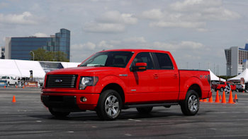 Ford reports F-150 sales are being overrun by V6 engines