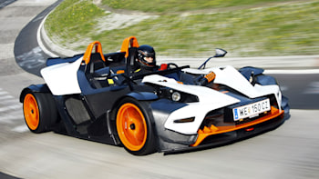 KTM X-Bow will start at $88,500 in the U.S. - Autoblog