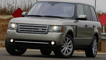 2011 Land Rover Range Rover Supercharged 4dr All Wheel Drive Specs