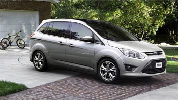 2017 Ford C Max