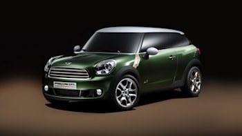 Mini Changing Paceman Name To Countryman Coupe For Production Autoblog