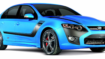 Prodrive develops supercharged Ford V8 for Falcon - Autoblog