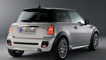 Mini Adds New Jcw Pack Clubman Hampton Cooper Sd For 2011 Autoblog