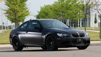 2011 Bmw M3 Frozen Black Edition Hits The U S Only 20 Examples To