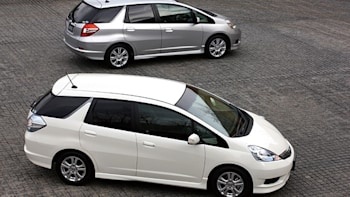 Honda Fit Shuttle Goes On Sale In Japan In Gas And Hybrid Spec