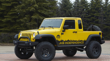 Jeep Announces New Wrangler Unlimited Pickup In Kit Form
