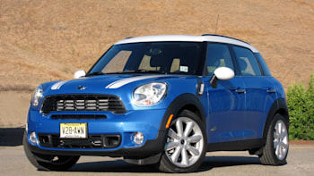 2011 Mini Cooper S Countryman All4 Joins Autoblogs Long Term Garage