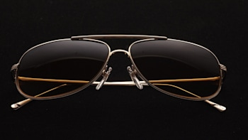 064a8d3d31 Bentley s solid gold sunglasses will cost