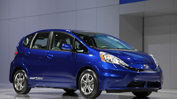 Honda Fit Ev Available In 2012 For Lease Only 399 Per Month