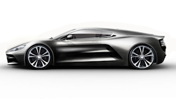 HBH Reveals Final Design For Midengined Aston Martin Bulldog GT - Aston martin bulldog
