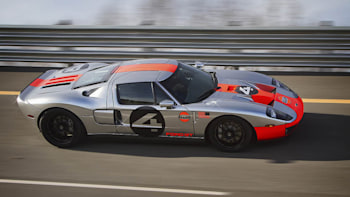 Ford Gt Designer Takes His Creation To Artful Zenith