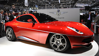 Alfa Romeo Disco Volante For Sale >> Alfa Romeo Gives Official Blessing For Touring To Build
