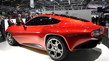 Alfa Romeo Gives Official Blessing For Touring To Build Disco