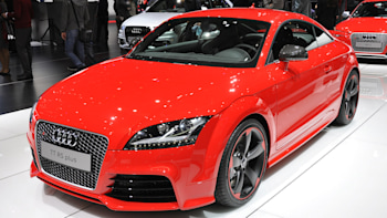 Next Audi TT RS Comes In Manual Transmission Doesnt Autoblog - Audi tt manual transmission
