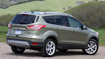 Ford Escape Ecoboost >> 2013 Ford Escape 1 6l Ecoboost Officially Rated At 23 33 Mpg