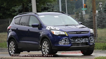 Is Lincoln Getting Its Own Version Of The Ford Escape