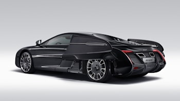 McLaren X-1 Concept created as one-off for anonymous client - Autoblog