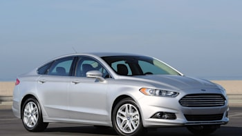 2014 ford fusion 1.6 manual review