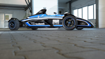 Ford Builds Sweet 1 0 Liter Ecoboost Powered Formula Ford W Video