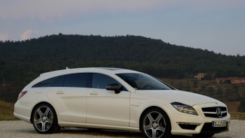 2013 Mercedes Cls63 Amg Shooting Brake Wvideo Autoblog