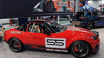 Mazda MX-5 Super25 Concept lights the way to motorsports glory ...