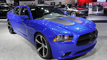 2013 Dodge Charger pays homage to its past with limited-edition ...
