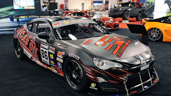 Scion Fr S Scca World Challenge Racecar Ready For The Track Autoblog