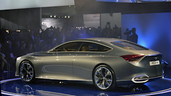 Hyundai Bmw And Ford Win Concept Vehicle Of The Year Awards Autoblog