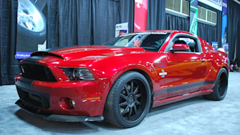 2013 Shelby Gt500 Super Snake Widebody Detroit 2013 Photo Gallery