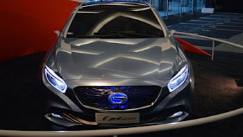 China's Trumpchi plug-in hybrid will debut in next
