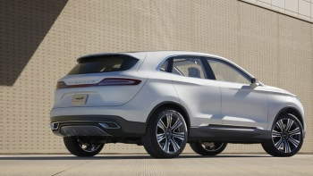 Lincoln MKC Concept shows real promise [w/video] - Autoblog