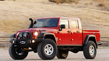 Jeep Brute For Sale >> Stop Waiting For The Official Wrangler Pickup And Buy One Of