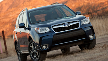Subaru Forester Named Motor Trend 2014 Suv Of The Year W Video