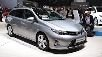 Does This Dealer Leak Hint At A Toyota Corolla Wagon Autoblog