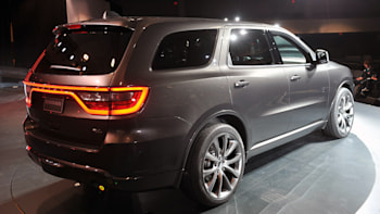 2014 Dodge Durango Bows With Eight Speed Auto Updated Looks W Video Autoblog