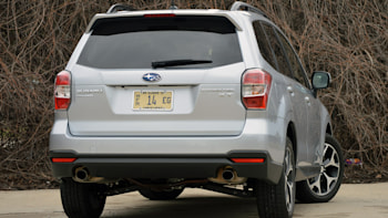 Subaru Forester, Legacy and Outback earn IIHS Top Safety