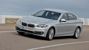 2014 Bmw 5 Series Starts At 50425 And Gets A New Diesel 5 Series