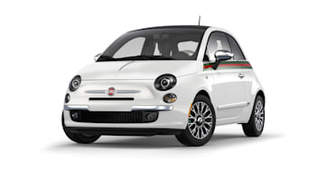 Fiat 500 Gucci Edition returns, priced from $23,750*